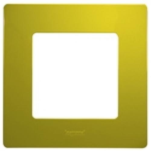 LEGRAND ETIKA Рамки (зеленый папоротник)