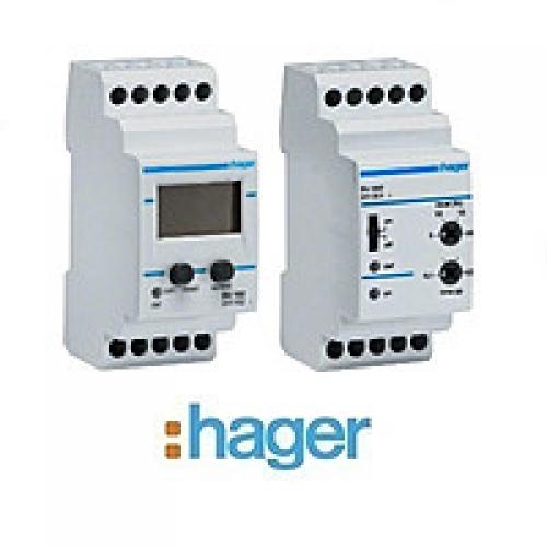 Реле контроля напряжения, тока, ассиметрии и обрыва фаз