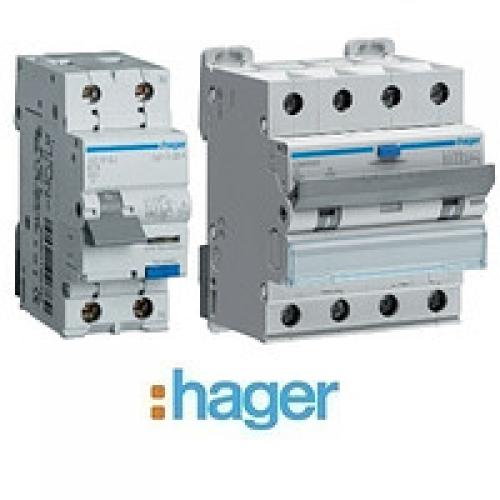 Дифференциальные автоматы  HAGER
