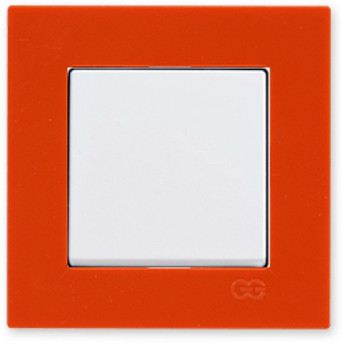 GUNSAN EQONA рамки оранжевые