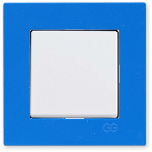 GUNSAN EQONA рамки голубые
