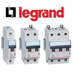 Автоматические выключатели Legrand TX³ хар-ка С
