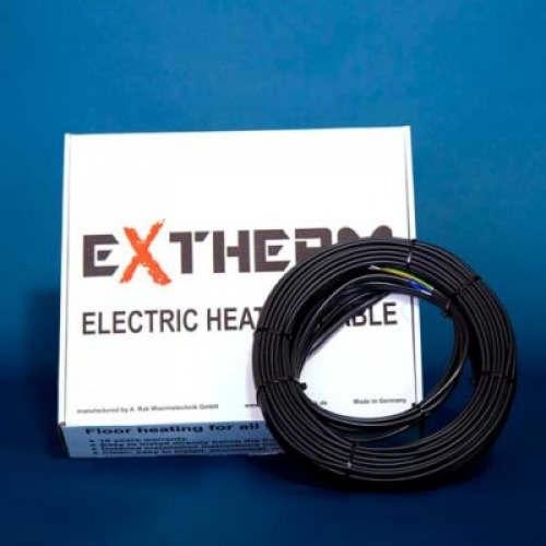 Двухжильный нагревательный кабель Extherm ETC ECO