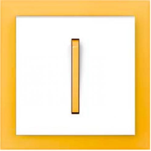 ABB Neo Белый/Оранжевый