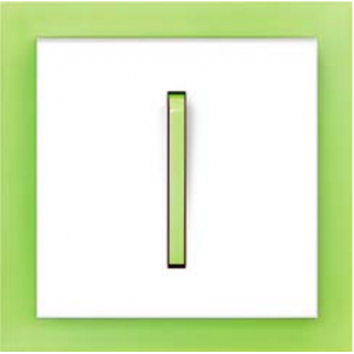 ABB Neo Белый/Зеленый