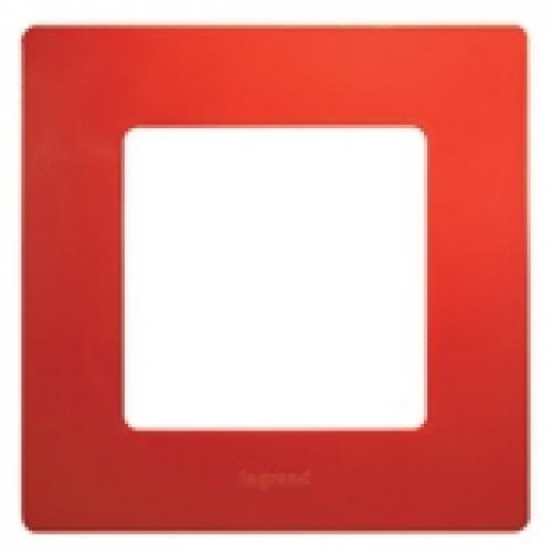 LEGRAND ETIKA Рамки (красная)