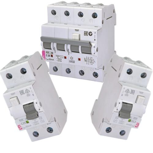 Дифференциальные автоматы ETI