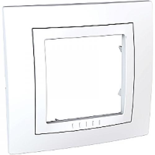 Рамки Unica Basic Белый