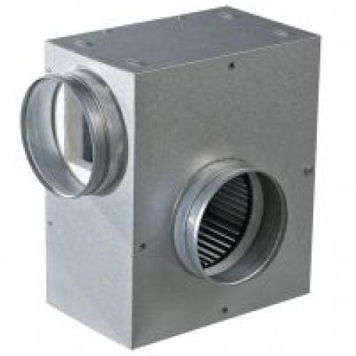 Небольшие шумоизолированные вентиляторы Вентс КСА
