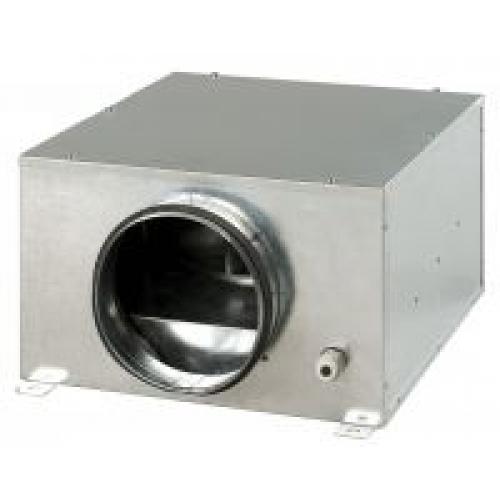 Вентиляторы Вентс КСБ в шумоизолированном и теплоизолированном корпусе.