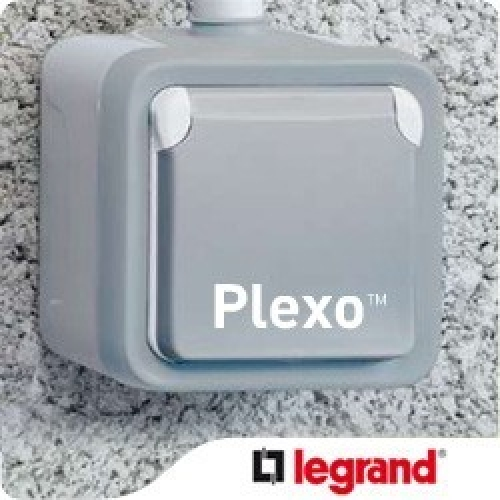LEGRAND PLEXO IP55  (Влагозащита)