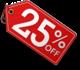 С 1 июня по 31 июля- СКИДКА 25% при заказу через корзину !!!