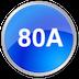 80 ампер