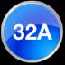 32 ампера