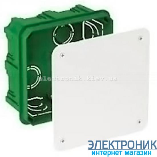 Коробка Schneider-Electric Распределительная внутренняя для бетона и кирпича 100x100х50