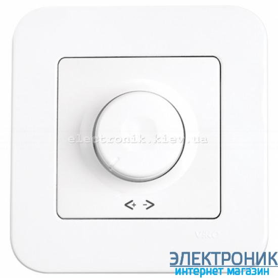 Светорегулятор 600W RL VIKO Rollina Белая (90420020)