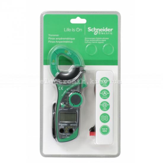 Клещи измерительные цифровые, Schneider Electric