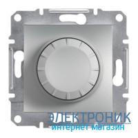 Диммер Schneider (Шнайдер) Asfora Plus 40-600W поворотный алюминий