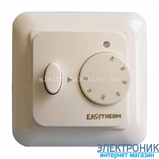 Механический терморегулятор EASYTHERM mex