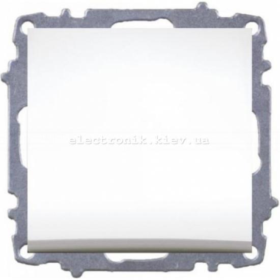 Выключатель реверсный EL-BI Zena белый