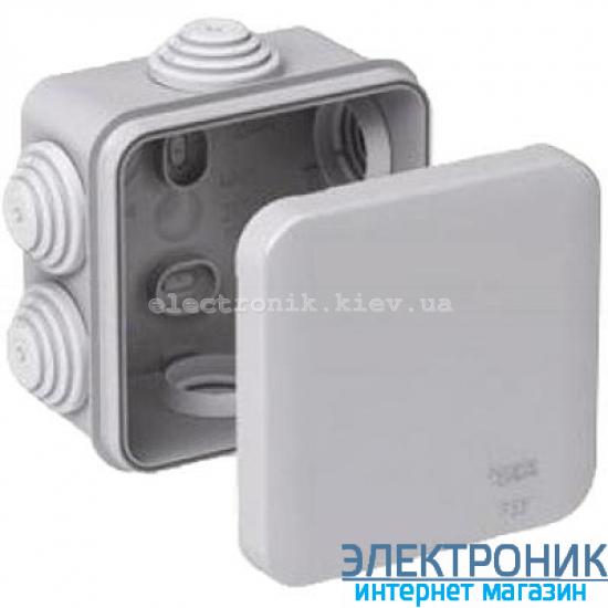 Коробка Schneider-Electric распределительная 85Х85Х40