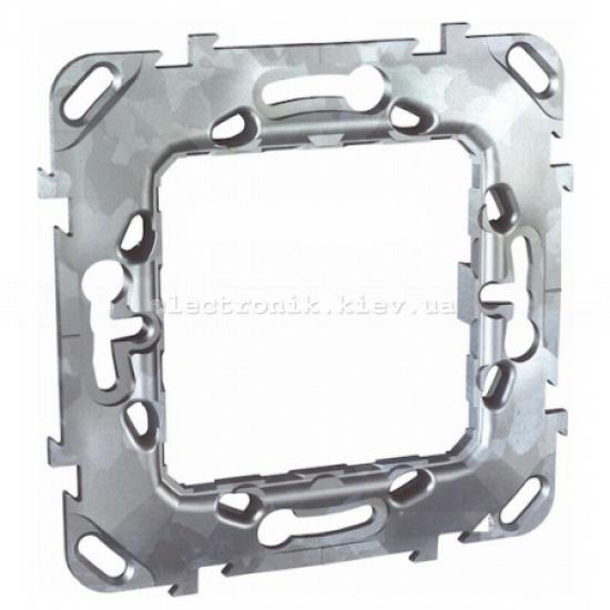 Суппорт металлический для механизмов для Schneider (Шнайдер) Unica