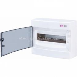 Щит наружный распределительный ECT 12PT 12 модулей (прозрачная дверь) IP-40 ETI