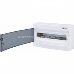 Щит наружный распределительный ECT 18PT 18 модулей (прозрачная дверь) IP-40 ETI