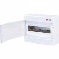 Щит наружный распределительный ECT 12PO 12 модулей (белая дверь) IP-40 ETI
