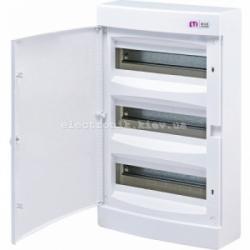 Щит наружный распределительный ECT 36PO 36 модулей (белая дверь) IP-40 ETI