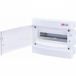 Щит внутренний распределительный ECM 12PO 12 модулей (белая дверь) IP-40 ETI