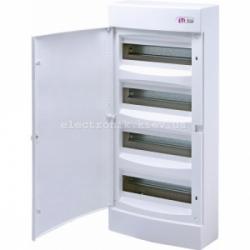 Щит наружный распределительный ECT 48PO 48 модулей (белая дверь) IP-40 ETI