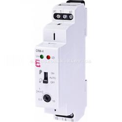 Реле управления лестничным освещением CRM-4 230V