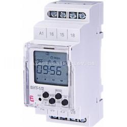 Программируемое цифровое реле SHT-1/2 UNI  12-240 AC/DC (2x16A_AC1)
