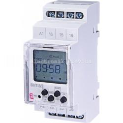 Программируемое цифровое реле SHT-3/2 230V AC (2x16A_AC1)