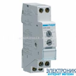 Реле времени многофункциональное Hager EZN006 - 230В/10А, 1 ПК