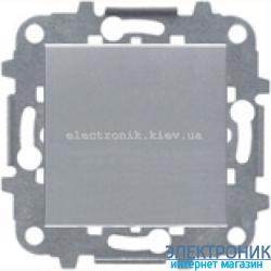 Заглушка ABВ Zenit серебро