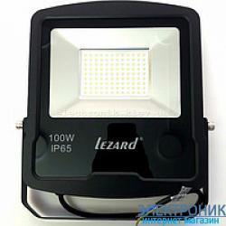 Светодиодный прожектор 100W, IP65 6500K 8000Lm