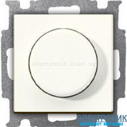 Светорегулятор 60-400Вт ABB Basic 55 бежевый