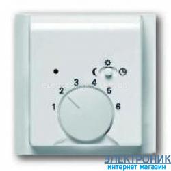 Терморегулятор для теплого пола Basic 55 белый