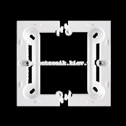 "Коробка BASIC для накладного монтажа под рамки NEOS, разборная, элемент ""С"", белый"