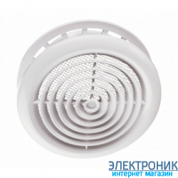 Круглый диффузор МВ 100 ПФс