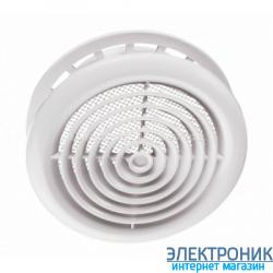 Круглый диффузор МВ 125 ПФс