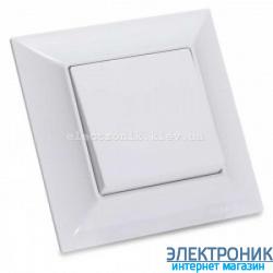 Neoline выключатель 1-кл. белый