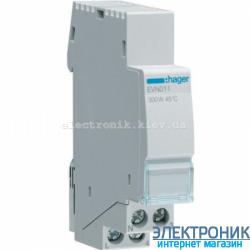 Дистанционный регулятор света 20-300Вт Hager EVN011