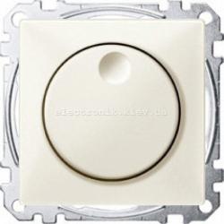 Светорегулятор универсальный 20-420, Вт Merten System Design бежевый