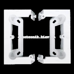 """Подрозетник настенный SIMON10 наборной тип """"С"""", белый (в комплекте 2 шт, глубина 40 мм )"""