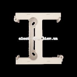 """Подрозетник настенный SIMON10 наборной тип """"H"""", кремовый (глубина 40 мм )"""