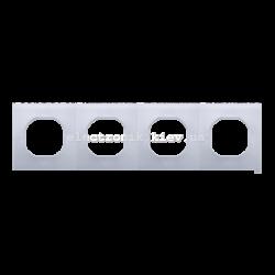 Уплотнительная прокладка IP44  SIMON10 четверная