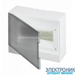 Щит прозрачный навесной 12М Basic E (с клеммами)